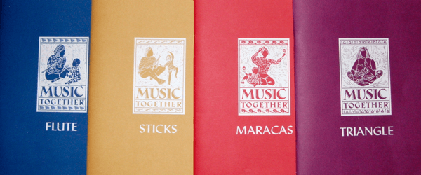 Music Together Books