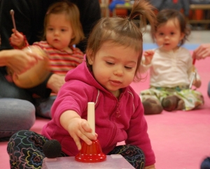 TORONTO TODDLERS MUSIC CLASSES - A Kid's Best Start!