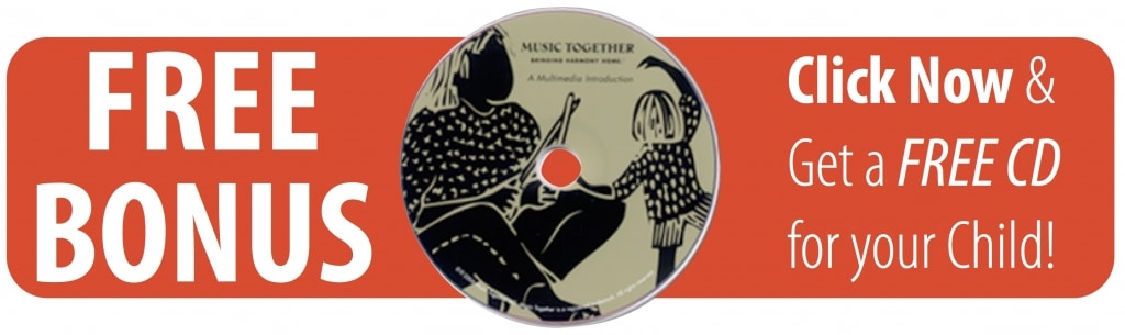 Free Bonus - Click for a free CD for your child